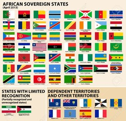 AFRICAN SOVEREIGN STATES 
