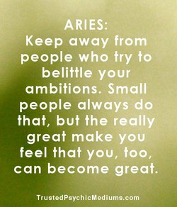 ARIES: 