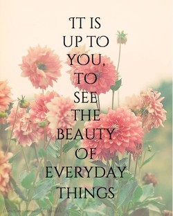 IT IS 