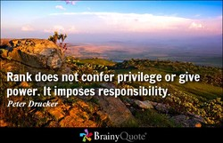 RalY does not cohfer privilege or give 