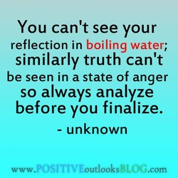 You can't see your 