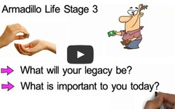 Armadillo Life Stage 3 