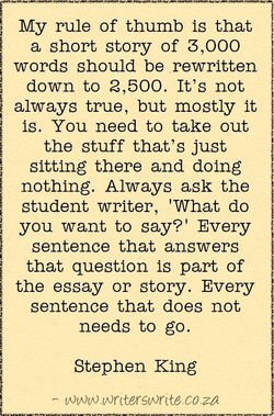 My rule of thumb is that 