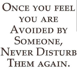 ONCE YOU FEEL 