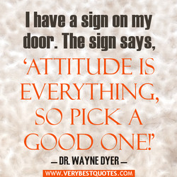 I have a sign on my 