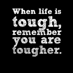 When life is 