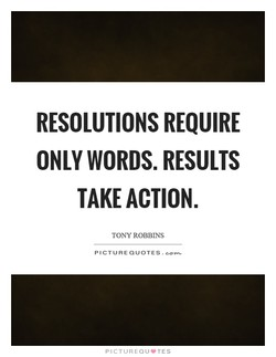 RESOLUTIONS REQUIRE 
