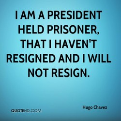 I AM A PRESIDENT 
