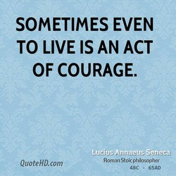 SOMETIMES EVEN 