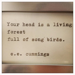 Your head is a living 