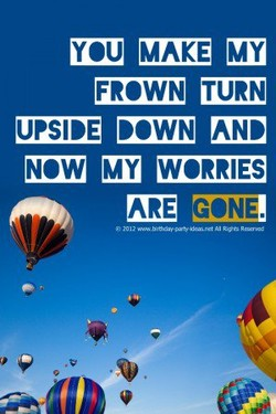 YOU MAKE MY 