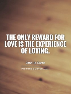 THE REWARD FOR 