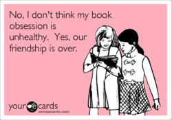 No, I don't think my book 