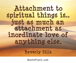 Attachment to 