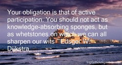 Your obligation is that of ac Ive 