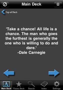 Main Deck 