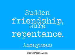 Sudden 