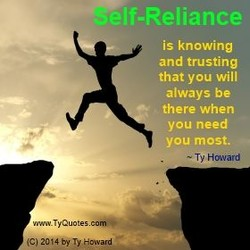 Self-Reliance 