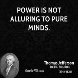 POWER IS NOT 