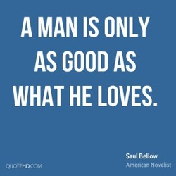 A MAN ONLY 
