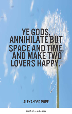 YE GODS, 