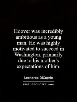 Hoover was incredibly 