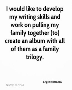 I would like to develop 
