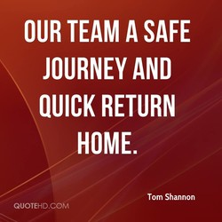 OUR TEAM A SAFE 