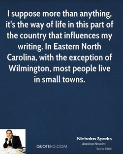 I suppose more than anything, 
