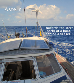 Astern 