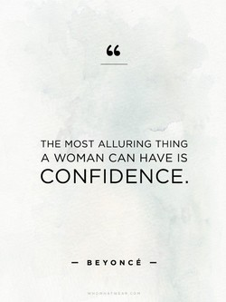 THE MOST ALLURING THING 