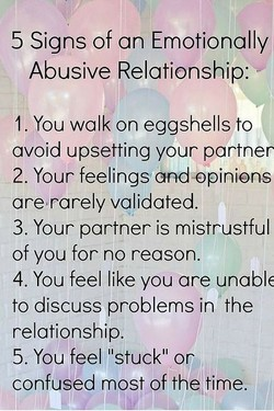 5 Signs of an Emotionally 