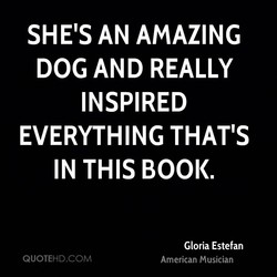 SHE'S AN AMAZING 