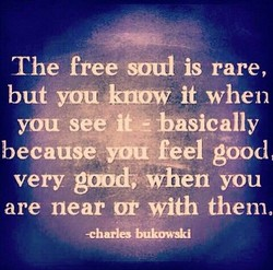 The free soul is rare, 