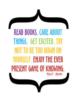READ BOOKS. (ARE ABOUT 