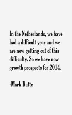 In the Netherlands, we have 