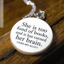 She is too 
