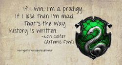 If I Win, I'm prodi%. 