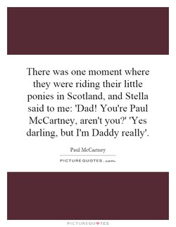 There was one moment where 