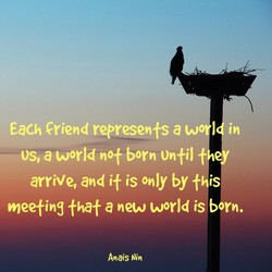 Each Griend represenfsaw I in 