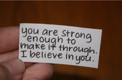 you are Stronø 