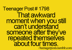 Teenager Post # 1798 