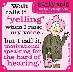 Walt aunt 