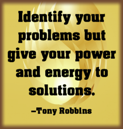 Identify your 