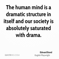 The human mind is a 