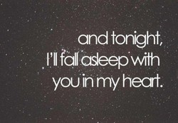 and tonight, 