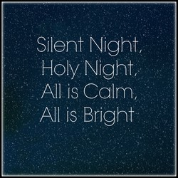 Silent Night/ 