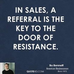 IN SALES, A 