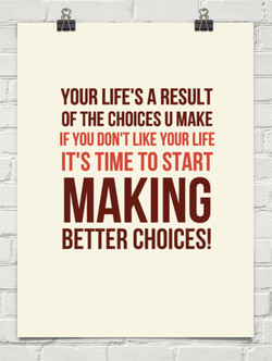YOUR LIFE'S A RESULT 