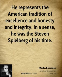 He represents the 